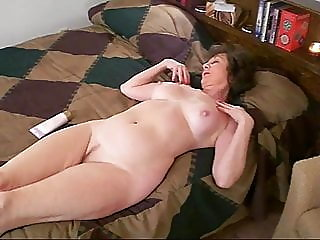 fingering,mature,granny