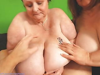 mature,big boobs,granny
