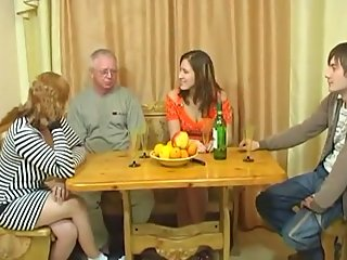 group sex,russian,oldie